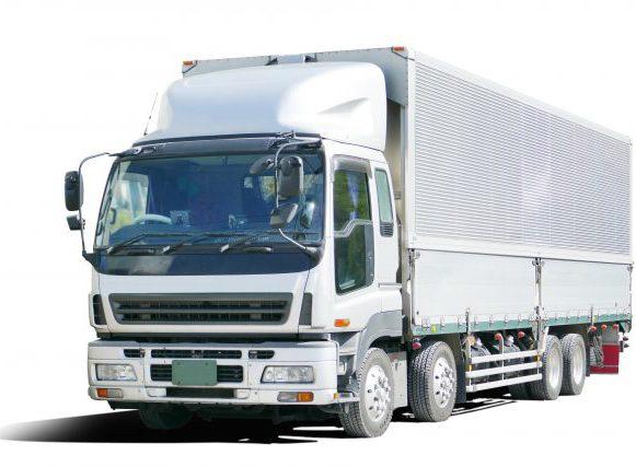 交通量AI 大型貨物